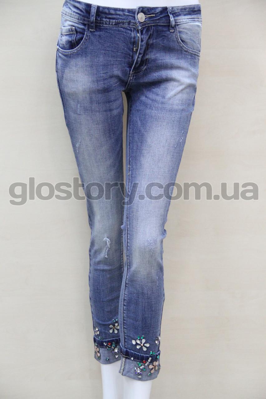 Джинсы женские Glo-Story WNK-4100 (32-40)