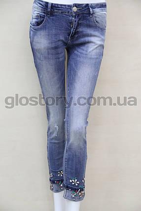 Джинсы женские Glo-Story WNK-4100 (32-40), фото 2