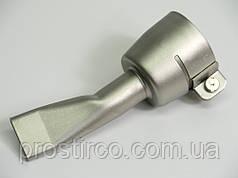 Щелевая насадка 20 мм для сварки внахлест