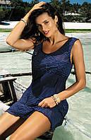 Полупрозрачное пляжное платье (S-L в расцветках)