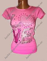 Необычные женские футболки