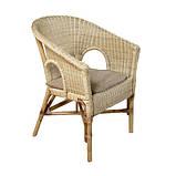 """Кресло из ротанга """"Престиж"""", Мебель из ротанга, фото 2"""