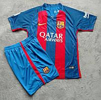 Футбольная форма Барселона 2016-2017