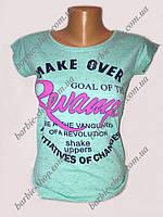 Красивые необычные футболки для девушек