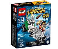 LEGO Super Heroes Mighty Micros: Чудо-женщина против Думсдэя  76070