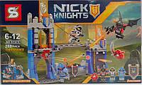 Конструктор Пластмассовый Nick Knights 288 дет. SY574 Китай