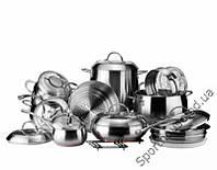 Набор посуды VINZER Grand Majestic NEW 69036 (19 предметов)