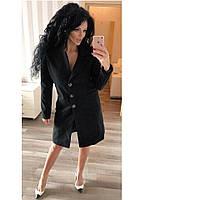 Женское Пальто-бушлат из кашемира