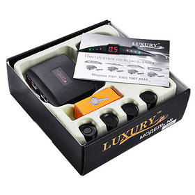 Парктроник Luxury 1003 съемные датчики