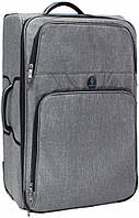Большой чемодан (Серый)