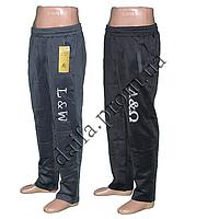 Мужские спортивные брюки (эластан) 1501m оптом со склада в Одессе