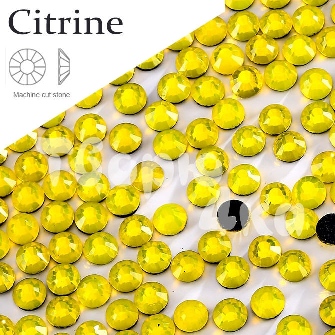 Стразы DMC - Citrine (Желтые) ss10