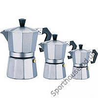 Гейзерная кофеварка Maestro  (MR-1666-3)