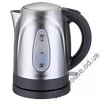 Чайник электрический Maestro MR-052 металл, 1,7 л, диск