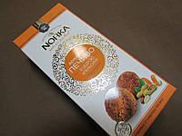 """Печенье натуральное Norka  """"Арахисовое с цедрой апельсина"""", 180 гр"""
