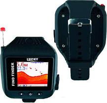 Беспроводной эхолот - часы Lucky FF 518, фото 3