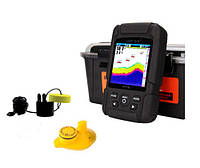 Эхолот Lucky Fish Finder FF-718 Li C 2 в 1 цветной