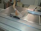 Altendorf F92T форматно-раскроечный станок б/у 03г. с кареткой 3,2м и наклоном пил +стружкопылесос, фото 9