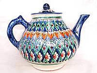 Чайник заварочный ~1.8 л. Керамика/Узбекистан