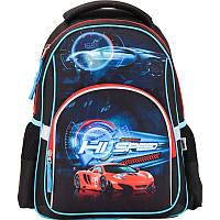 Рюкзак для мальчиков школьный 513 Hi Speed K17-513S Kite