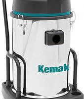 Тритурбинный пылесос KV73I из нержавеющим KEMAK баком 73 л
