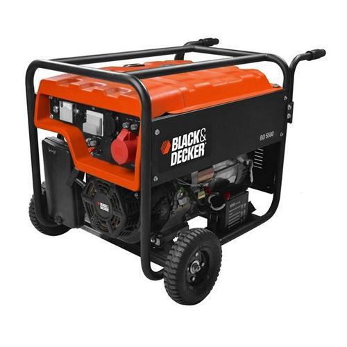 Бензиновый генератор  BLACK+DECKER BD5500
