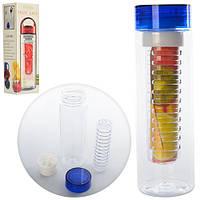 Шейкер/спортивная бутылка MS 0457, для спортпита и других напитков
