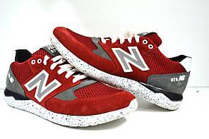 Кроссовки сетка New Balance 20красн