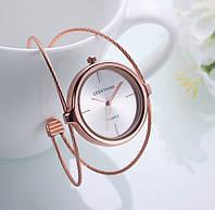 Очаровательные, стильные, нежные, классические наручные женские часы GEEKTHINK, фото 1