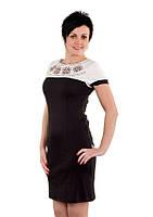 Плаття «День-Ніч» у чорно-білому кольорі