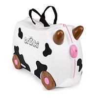 Детский чемоданчик на колесиках Trunki Корова Frieda Cow (TRU-C047)