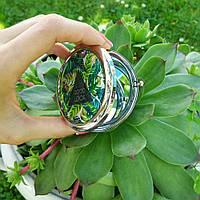 Карманное зеркало Пальмовые листья