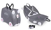 Детский чемоданчик на колесиках Trunki Котенок Бенни (TRU-0180)