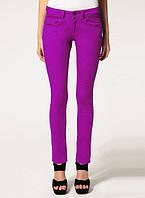 Джинсы Wrangler Premium Patch Sadie Skinny, Purple, фото 1