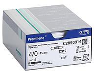 Шовный нерассасывающийся материал Premilene® (B.Braun) пролен, сургипро