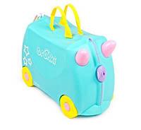 Детский чемоданчик на колесиках Trunki Единорог Уна (TRU-0287)