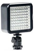 Накамерный свет PowerPlant LED E72