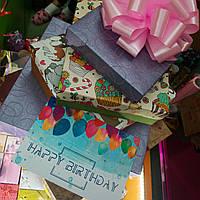 Открытка День рожденья