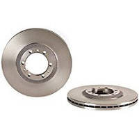 Тормозной диск передний Brembo 09.6866.20 для Isuzu Trooper 04.2000+
