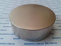 Неодимовый магнит D90*H30 в Украине