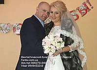 """Ручной букет из конфет Raffaello """"Для невесты"""", фото 1"""
