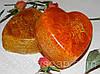 """Мыло с люфой """"Апельсин и роза"""""""