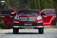 Детский электромобиль Mersedes Benz J1714(ML-63 )красный***