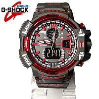 Casio G-Shock GW-A1100  - точная реплика, спортивные ударостойкие.