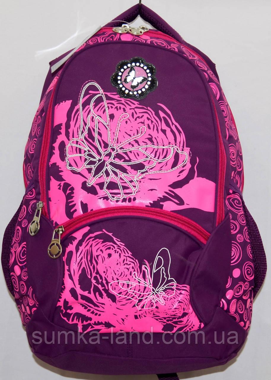 dd95c16b803d Школьные рюкзаки БОЛЬШОЙ (ФИОЛЕТОВЫЙ), цена 288 грн., купить в Харькове —  Prom.ua (ID#515260418)