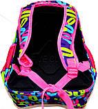Портфели, рюкзаки и ранцы для школы (СИНИЙ - с - РОЗОВЫМ), фото 2