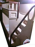 Кровать двухъярустная 21, фото 1
