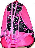 Портфели, рюкзаки и ранцы для школы (ЧЕРНЫЙ - с - РОЗОВЫМ), фото 2