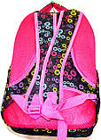 Портфели, рюкзаки и ранцы для школы (ЧЕРНЫЙ - с - ЖЕЛТЫМ), фото 2