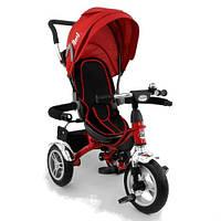 Велосипед детский трехколесный Best Trike 5388 (надувные колёса) 4 цвета